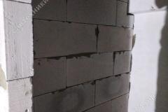Установка перегородки из сибита